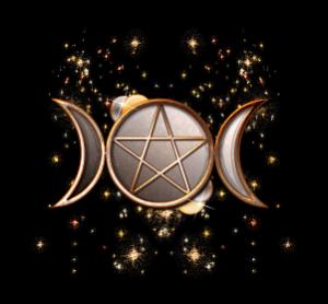 Wicca Mellom himmel og jord